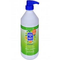 Kiss My Face Whenever Shampoo Green Tea And Lime - 32 Fl Oz