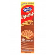 Mcvities Milk Chocolate Digestives - Case Of 12 - 10.5 Oz.