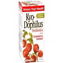 Kyolic Cran Logic Cran-max Cranberry Extract Plus Probiotics - 60 Capsules