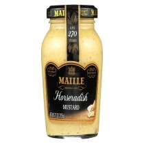 Maille Horseradish Mustard - Case Of 6 - 7.2 Oz.