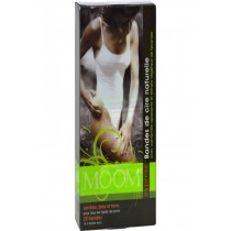 Moom Express Pre Wax Strips For Legs And Body - 20 Strips