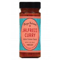 Maya Kaimal Indian Simmer Sauce - Jalfrezi Curry - Case Of 6 - 12.5 Oz.