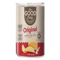 The Good Crisp Company Potato Crisps - Original - Case Of 12 - 1.6 Oz