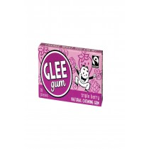 Glee Gum Chewing Gum - Triple Berry - Case Of 12 - 16 Pieces