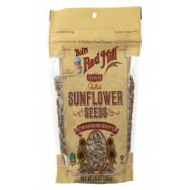 Bob's Red Mill Seeds - Sunflower - Shelled - Case Of 6 - 10 Oz