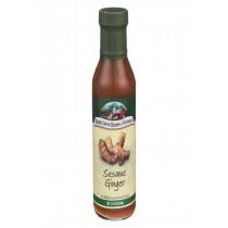 Maple Grove Farms Sesame Ginger Dressing - Case Of 6 - 12 Fl Oz.