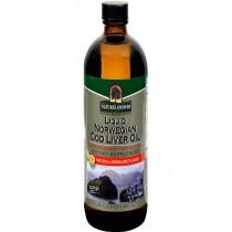 Nature's Answer Liquid Norwegian Cod Liver Oil - 16 Fl Oz