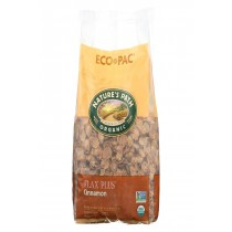 Nature's Path Organic Flax Plus Cereal - Cinnamon - Case Of 6 - 32 Oz.