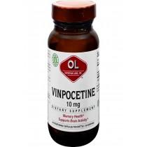 Olympian Labs Vinpocetine - 10 Mg - 60 Vegetarian Capsules
