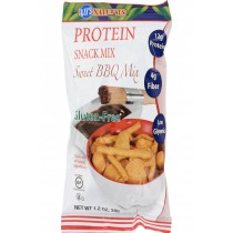 Kay's Naturals Protein Snack Mix - Sweet Barbeque - Case Of 6 - 1.2 Oz
