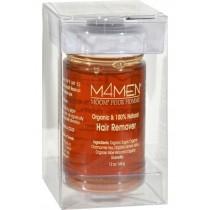 Moom For Men Hair Removal System Refill Jar - 12 Oz