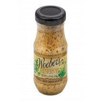 Woeber's Whole Grain Dijon Mustard - Case Of 6 - 4.25 Oz.