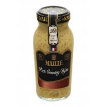 Maille Rich Country Dijon Mustard - Case Of 6 - 7 Oz.