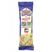 La Fish Fry Seasoned Crispy - Breading Mix - Case Of 12 - 10 Oz.