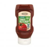 Woodstock Organic Tomato Ketchup - 15 Oz.