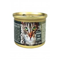 Petguard Cats Premium Feast Dinner - Case Of 24 - 3 Oz.