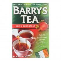 Barry's Tea Irish Tea - Irish Breakfast - Case Of 12 - 40 Bags
