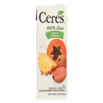 Ceres Juices Juice - Medley Of Fruit - Case Of 12 - 33.8 Fl Oz