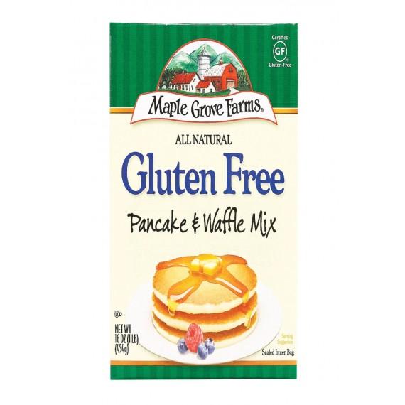 Maple Grove Farms Pancake Mix - Case Of 8 - 16 Oz.