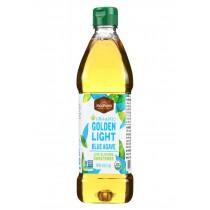 Madhava Honey Agave Nectar - Organic - Light - Case Of 4 - 46 Oz