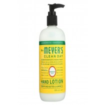 Mrs.meyers Clean Day Hand Lotion - Honeysuckle - Case Of 6 - 12 Fl Oz