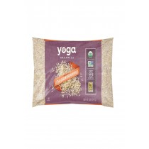 Yoga Rice - Organic - Long Grain - Brown - Case Of 12 - 32 Oz