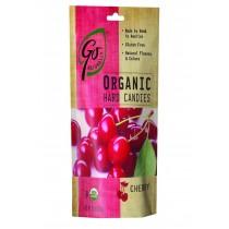 Go Organic Hard Candy - Cherry - 3.5 Oz - Case Of 6