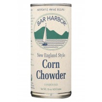 Bar Harbor Corn Chowder - Case Of 6 - 15 Oz.
