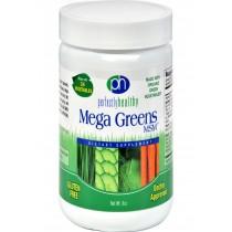 Perfectly Healthy Mega Greens Plus Msm Powder - 8 Oz