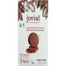 Jovial Cookie - Organic - Einkorn - Crispy Cocoa - 8.8 Oz - Case Of 12
