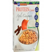 Kay's Naturals Better Balance Protein Cereal Apple Cinnamon - 9.5 Oz - Case Of 6