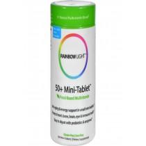 Rainbow Light 50 Plus Mini-tab Age-defense Formula - 180 Tablets