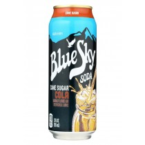 Blue Sky Cola - Natural Soda - Case Of 4 - 12 Oz.