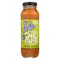 Frontera Foods Chili Starter - White Bean - Case Of 6 - 25 Oz