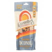 Grandy Oats Organic Granola - Original Coconola - Case Of 6 - 9 Oz