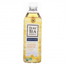 Ito En Teas - Herbal Tea - Chamomile - Case Of 12 - 16.9 Fl Oz.