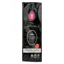 Kicking Horse Coffee - Organic - Hola - Case Of 6 - 10 Oz
