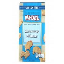 Midel Cookies - Arrowroot Animal - Case Of 8 - 8 Oz