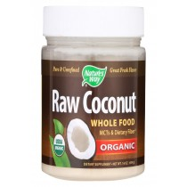 Nature's Way Raw Coconut - Whole Food - 16 Oz.