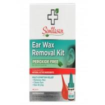 Similasan Ear Wax Relief Ear Drops And Ear Wax Removal Kit - 1 Kit