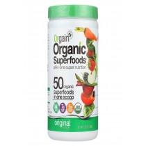 Orgain Organic Superfoods - Powder - 0.62 Lb.