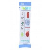 Yumearth Organics Organic Gummy Bears - Pomegranate - Case Of 12 - 2 Oz