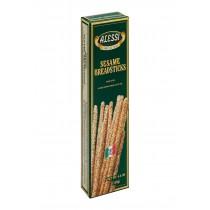 Alessi Breadsticks - Sesame - Case Of 6 - 4.4 Oz.
