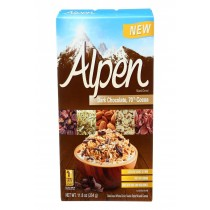 Alpen Muesli Cereal - Dark Chocolate - Case Of 12 - 11.8 Oz.