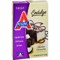 Atkins Endulge Chocolate Coconut Bar - 5/1.4 Oz