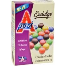 Atkins Endulge Bars - Chocolate - 1 Oz - 5 Ct