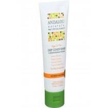 Andalou Naturals Conditioner - Ultimate Moisture Deep - Argan Oil Plus - 6 Oz