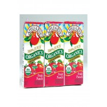 Apple And Eve Organic Juice Fruit Punch - Case Of 6 - 40 Bags