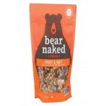 Bear Naked Granola - Fruit And Nutty - Case Of 6 - 12 Oz.
