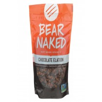 Bear Naked Granola - Chocolate Elation - Case Of 6 - 12 Oz.